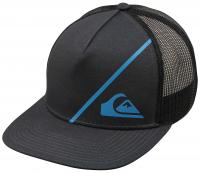 Quiksilver New Wave Comp Trucker Hat - Black
