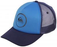 Quiksilver Always Foamer Trucker Hat - Brilliant Blue