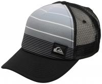 Quiksilver Stripe Play Trucker Hat - Black