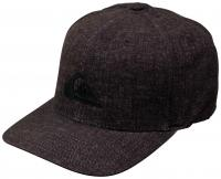 Quiksilver Platypus Stretch Hat - Black / Black
