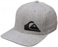 Quiksilver Final Hat - Light Grey Heather