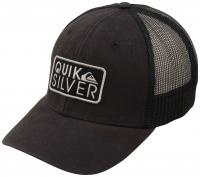Quiksilver Shade Ride Trucker Hat - Black