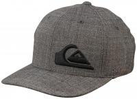 Quiksilver Final Hat - Dark Charcoal Heather