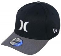 Hurley Colored Up Hat - Black