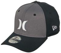 Hurley One and Only New Era Hat - Black / Grey