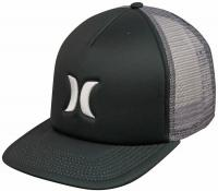 Hurley Blocked Trucker Hat - Seaweed