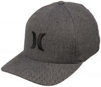 Hurley Black Suits Hat - Black / Silver