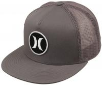 Hurley Block Party Trucker Hat - Anthracite