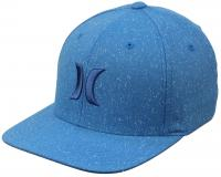 Hurley One and Textures Hat - Photo Blue
