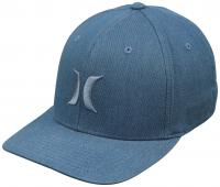 Hurley One and Textures Hat - Royal Heather