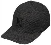 Hurley Black Suits Hat - Black Speck