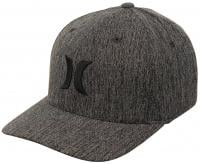 Hurley Black Suits Outline Hat - Black