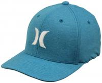 Hurley One and Textures Hat - Chlorine Blue