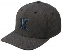 Hurley Black Suits Outline Hat - Light Photo Blue