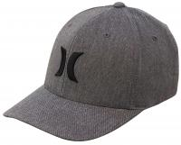 Hurley Black Suits Outline Hat - Dark Grey