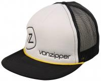 Von Zipper Moby Trucker Hat - White