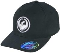 Dragon Corp Flex Hat - Black / White