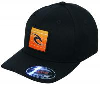 Rip Curl Wave Art Hat - Black