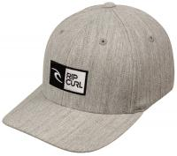 Rip Curl Rip Icon Hat - Grey Heather