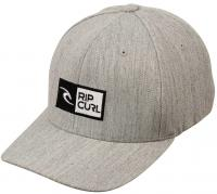 Rip Curl Ripawatu Flexfit Hat - Grey Heather