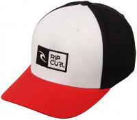 Rip Curl Ripawatu Flexfit Hat - Red