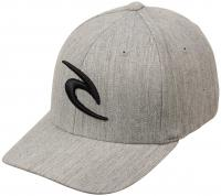 Rip Curl RC Icon Hat - Grey Heather