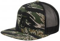 Nixon Deep Down Trucker Hat - Tiger Camo