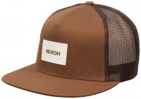 Nixon Team Trucker Hat - Oak