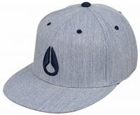 Nixon Deep Down Hat - Blue Heather