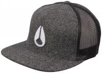 Nixon Deep Down Trucker Hat - Grey