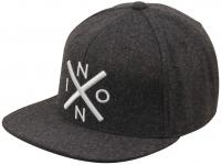 Nixon Exchange Snapback Hat - Grey