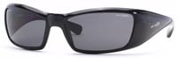 Arnette Rage XL Sunglasses - Black Gloss / Grey
