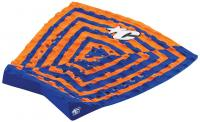 Creatures Of Leisure Nat Young Traction Pad - Royal Blue / Orange