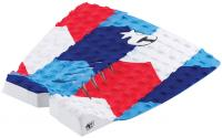 Creatures Of Leisure Ry Craike Traction Pad - Sky Blue / Red