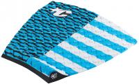 Creatures Of Leisure Split Traction Pad - Cyan / Black