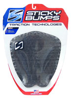 Sticky Bumps Ray Traction Pad - Grey