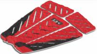 DaKine Thinline Traction Pad - Red / Black