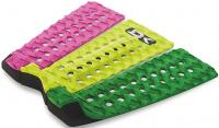 DaKine Launch Traction Pad - Pink / Citron / Green