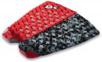 DaKine Hobgood Pro Model Traction Pad - Camo / Red
