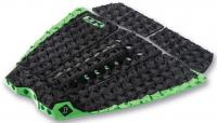 DaKine John John Florence Pro Model Traction Pad - Black / Green