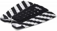 DaKine John John Pro Model Traction Pad - Black / White Stripe