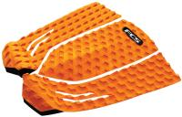 FCS T-1 Traction Pad - Orange