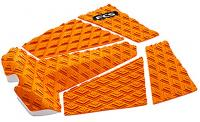 FCS T-2 Traction Pad - Orange