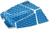FCS T-2 Traction Pad - Blue