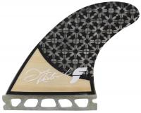 Futures Rasta Quad Surfboard Fin Set - Bamboo