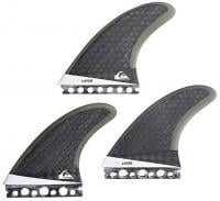 Quiksilver Layer Surfboard Fin Set - Large
