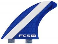 FCS ARC Performance Core Tri Fin Set - Blue