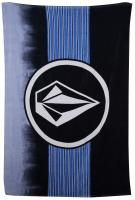 Volcom Threezy Beach Towel - Black