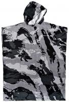 Quiksilver Hoody Beach Towel - Quiet Shade