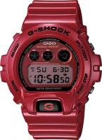 G-Shock Metallic 6900 Watch - Resin Red